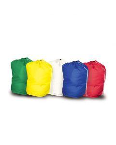 Drawstring Laundry Bag 70x101cm Polyester White