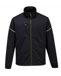 Flex Shell Jacket Black Size 3XL