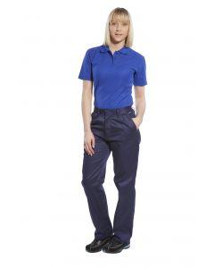 Ladies Combat Trousers Navy Size Regular XS