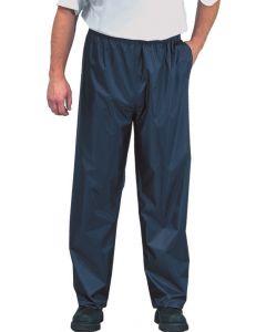 Classic Adult Rain Trousers, Navy S