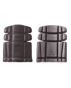 Black Knee Pad 21.5cm x 16.5cm (Pair)