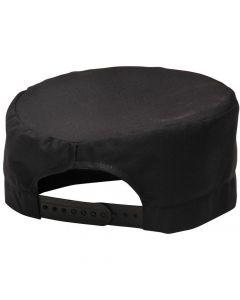 Chef's Skull Cap, One Size, Black