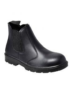 Steelite Dealer Boot S1P - Black Size 5