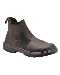 Steelite Dealer Boot S1P - Brown Size 5