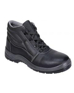 Steelite Kumbo Boot S3 Black Size 4