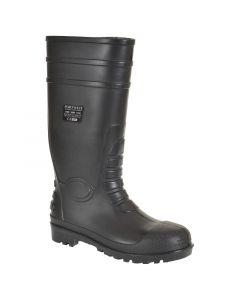 Total Safety Wellington S5 Black Size 4