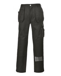 Slate Holster Trouser, Black S