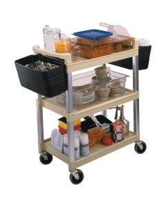 Service/Catering Cart Beige
