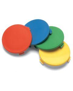 Colour Indicator Discs, Blue