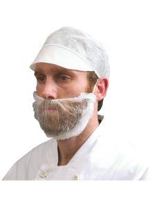 Snood Cap White