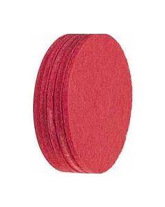 "Red 10"" Floor Pad"