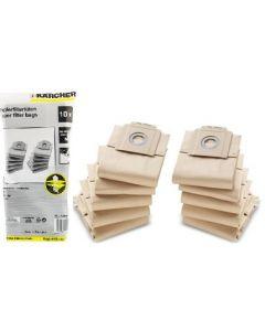 Karcher Filter Vac Bags T10
